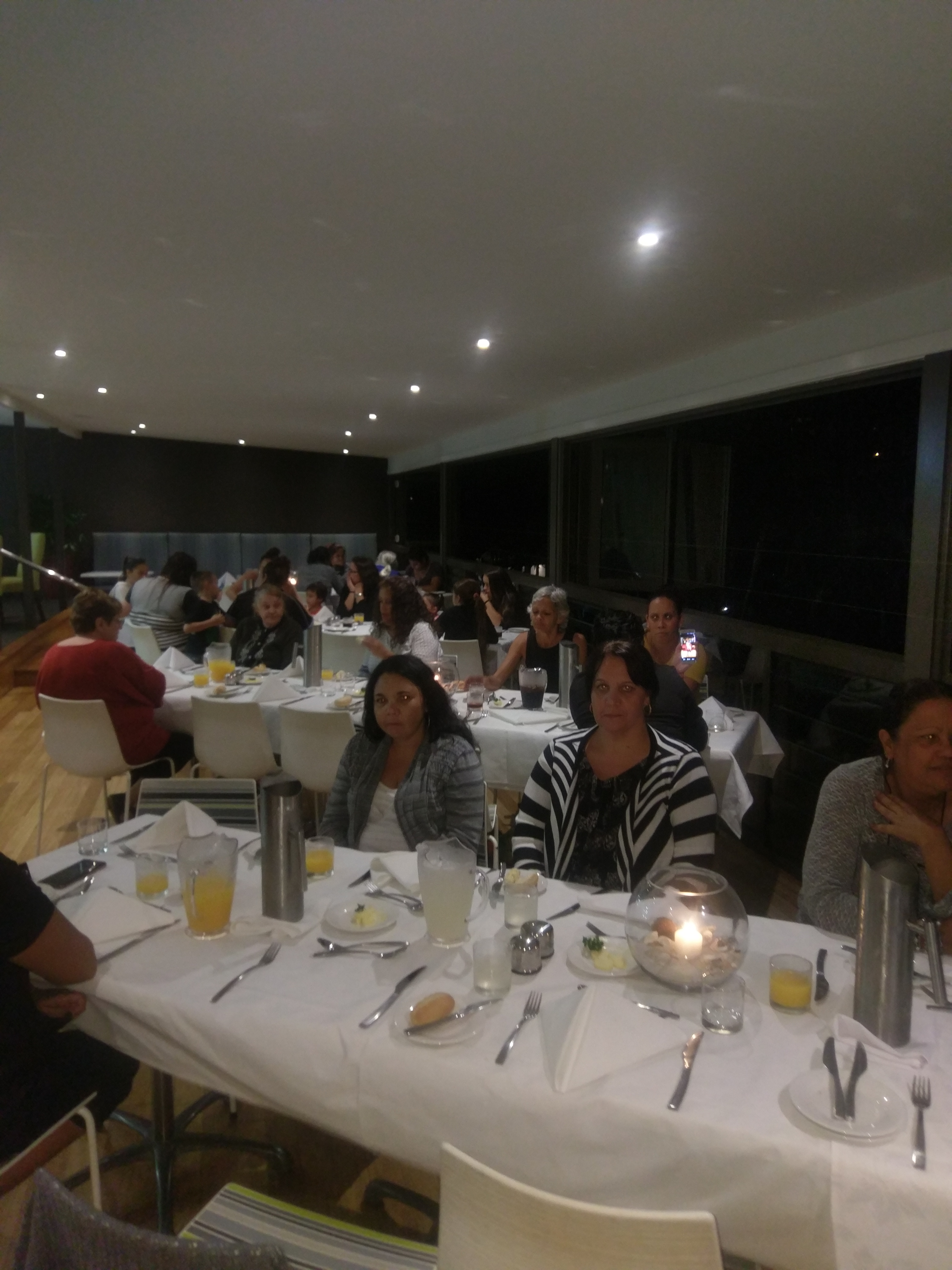 Dinner Annuka Camp