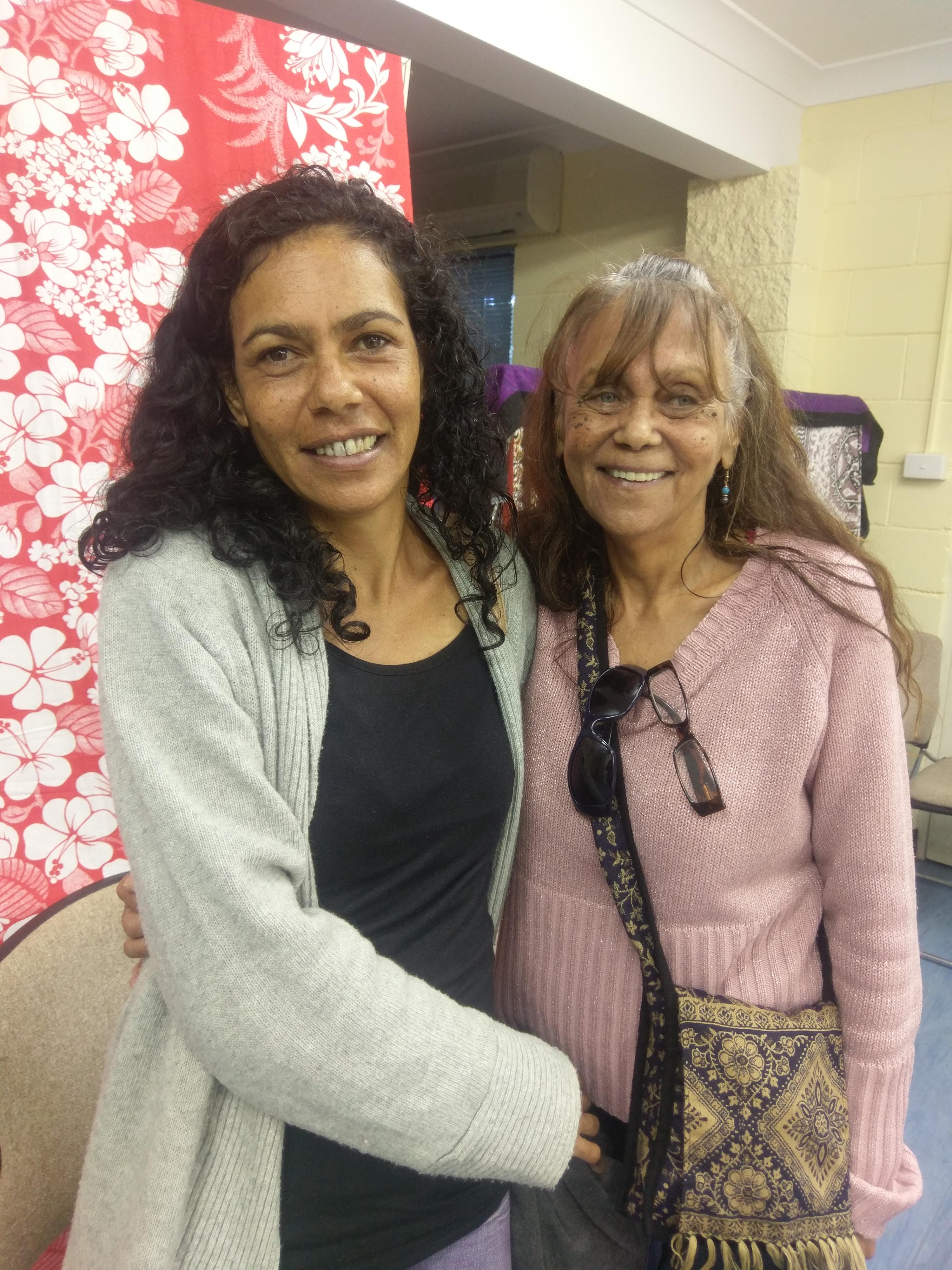 Edrica & Felicia Naidoc 2017 Womens Day